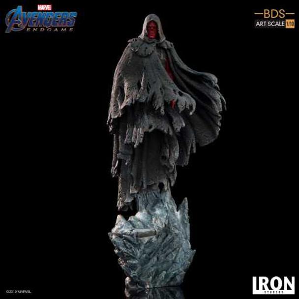 Iron Studios 1/10 art scale Endgame Red Skull statue  (in stock)