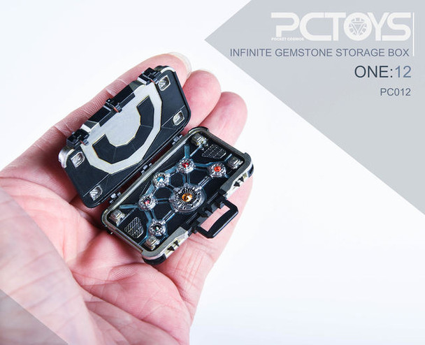 Pctoys PC012 1/12 gemstone storage box (in stock)