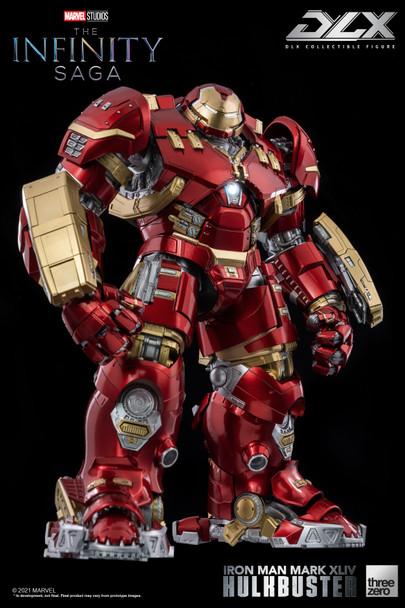 Threezero 1/12 scale DLX Iron Man Mark 44 Hulkbuster figure (Pre order deposit)