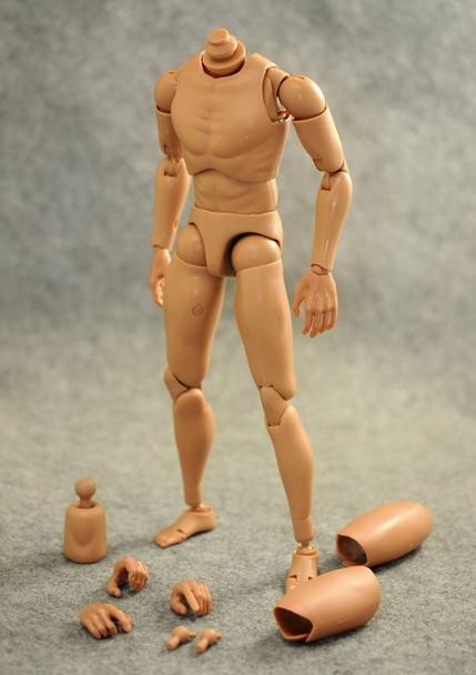 Custom B001 1/6 scale narrow shoulder body (in stock)