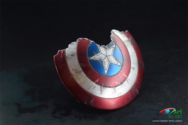 By-Art BY-S2 1/6 Scale Metal Shield (Pre order)