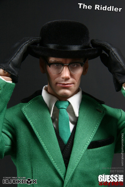 Blackbox 1/6 scale the Riddler figure (reissued) (Pre order deposit)