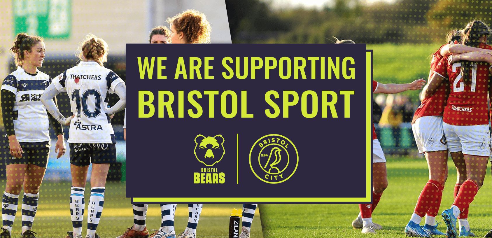 We Support Bristol Sport