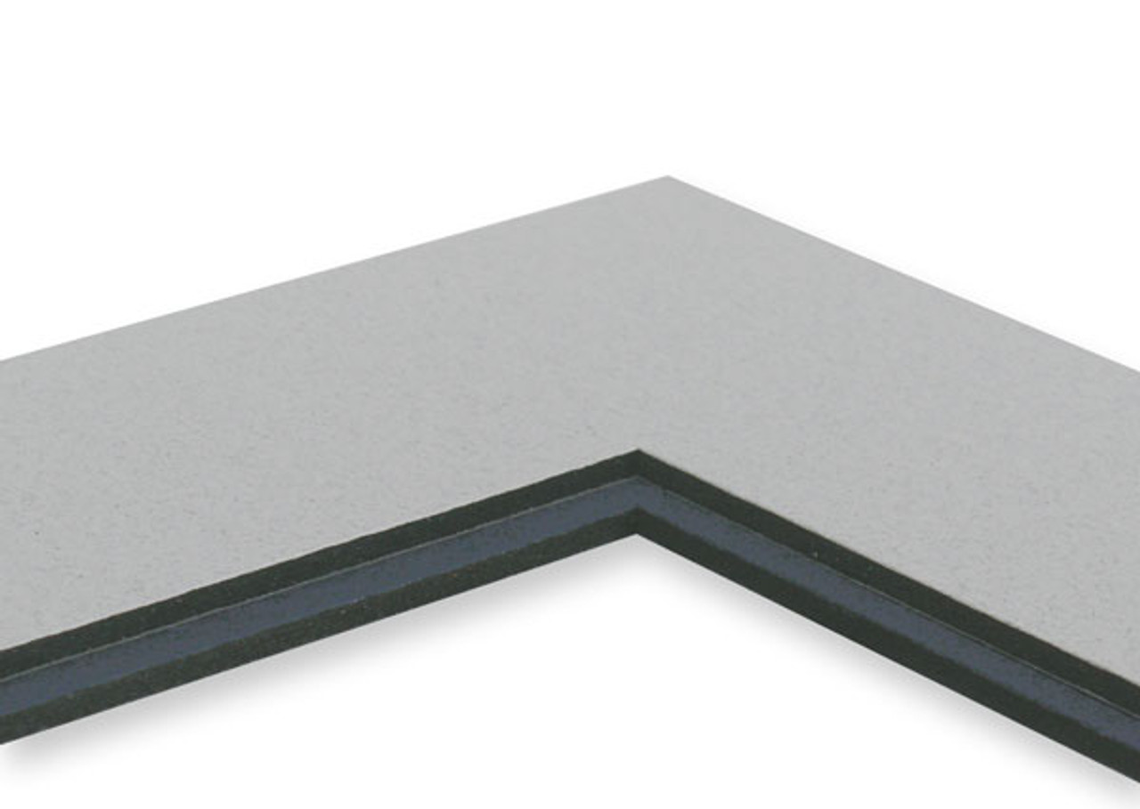 18x24 Double 25 Pack (For Digital Sizes) (Standard Black Core) -  includes mats, backing, sleeves and tape!