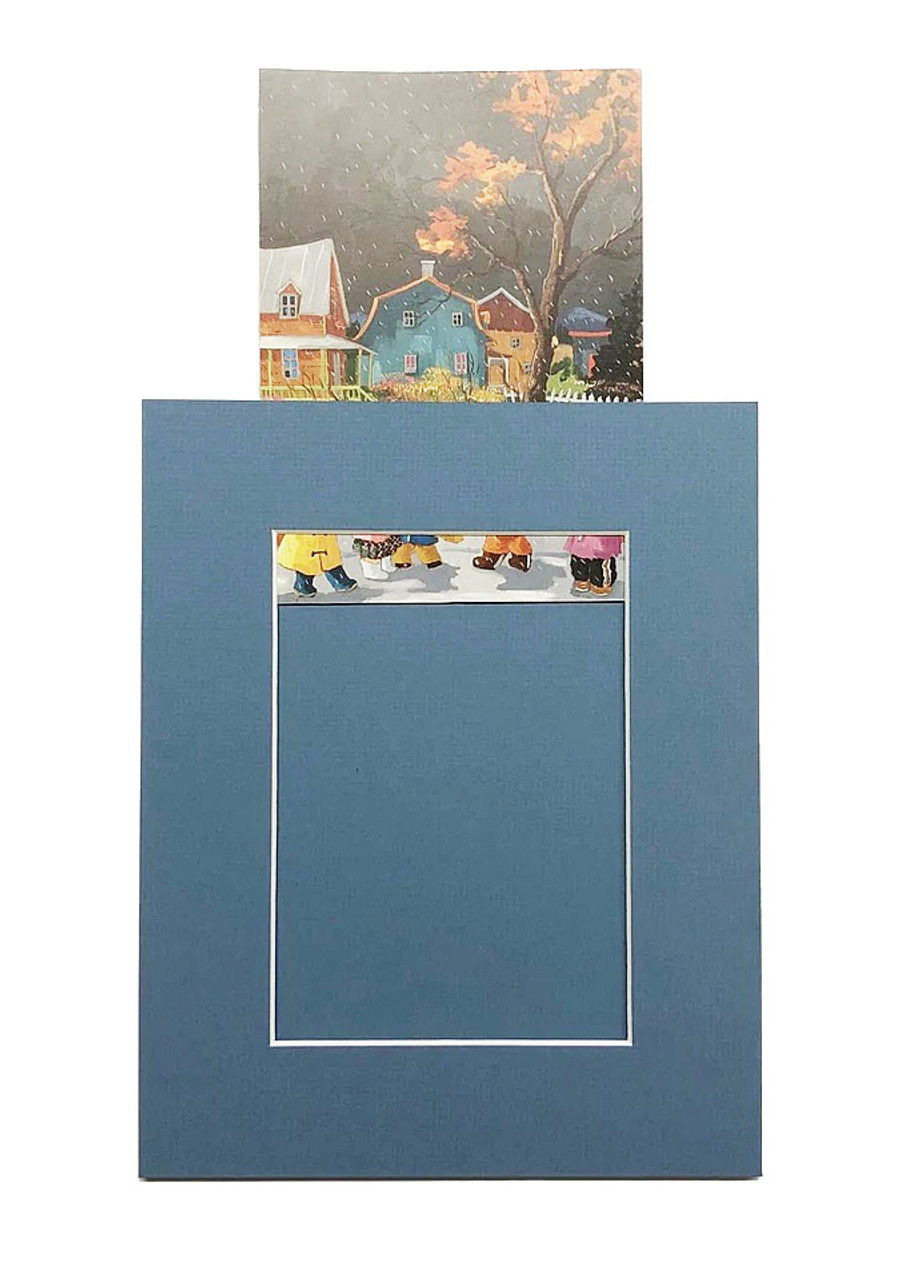 Slide-in Photo Mat Packages - 8 x 10