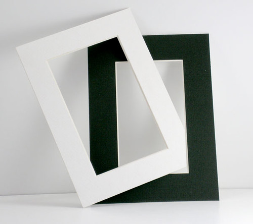 """8x10 Single 25 Pack (Conservation) - includes mats, 1/8"""" Acid-Free Foamcore backing, sleeves and tape!"""