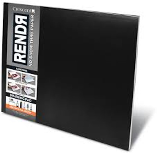 Rendr Drawing Pads and Books