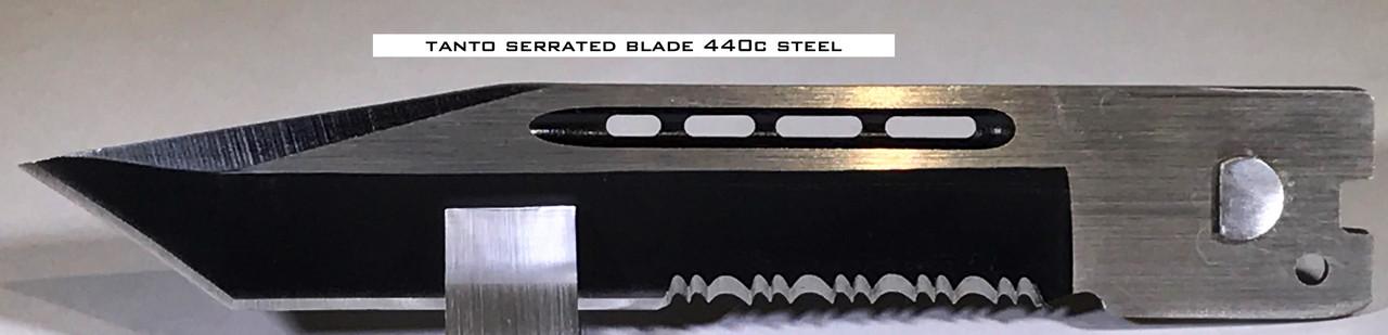 'Skeleton' Lightweight Tactical Knife