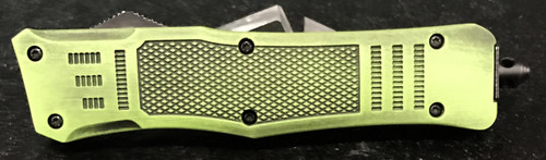 Cerakote® Edition Small Hellion Distressed Toxic Green