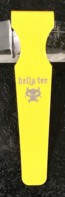 Replacement Pocket Clip Large Hellion Yellow
