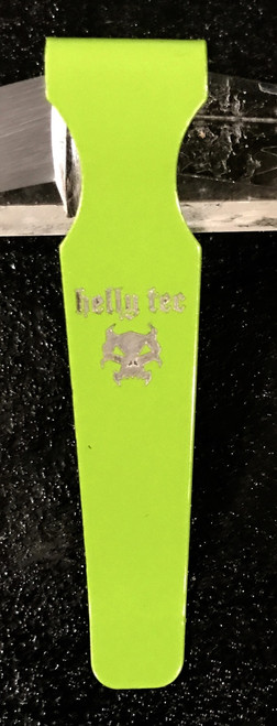 Replacement Pocket Clip Large Hellion Toxic Green
