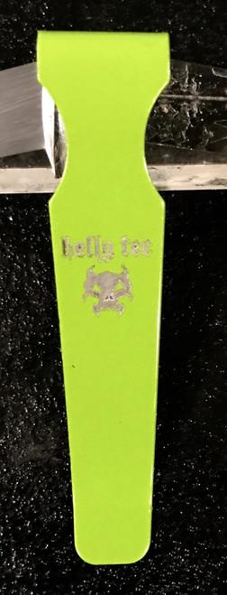 Replacement Pocket Clip Medium Hellion Toxic Green