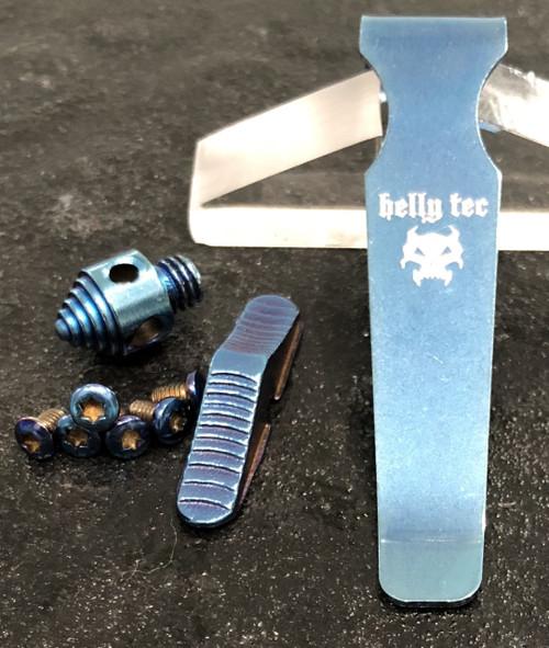 'Blue Line' Special Edition Hardware Upgrade Kit Medium Hellion