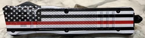 Small Hellion Thin Red Line Flag Custom Print Edition