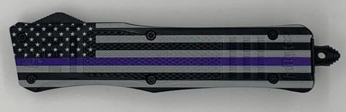 Small Hellion Thin Blue Line Flag Custom Print Edition