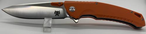 Scorpion Tactical Side Folder Knife Orange