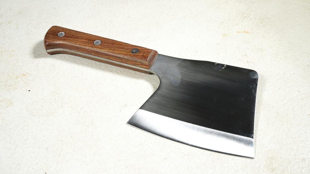 Stainless Steel Kitchen Hatchet