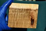 Stabilized Curly Acacia 66 (4 3/4 x 1 7/8 x 6)