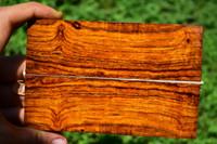 Desert Ironwood Scales Bulk (1 3/4 x 1/2 x 5 1/2) x 2 scales