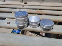 Greenberg Solar wax, 4 pack of 1/2 oz