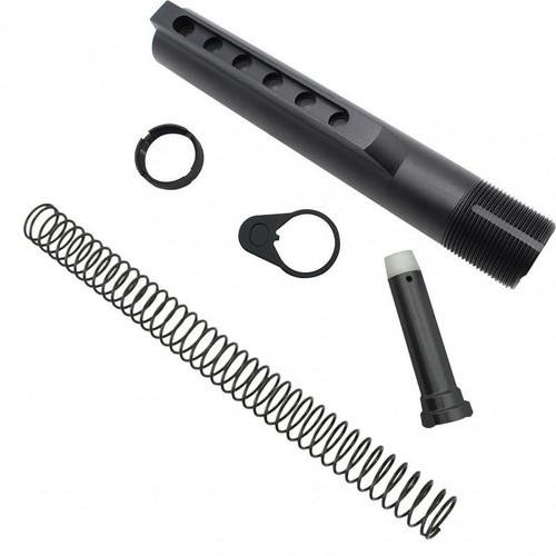 AR-15 6 Position Mil Spec AR-15 Buffer Tube Kit