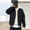 Angel Wings Distressed Denim Jacket – Men's Wing Embroidery Streetwear Jacket