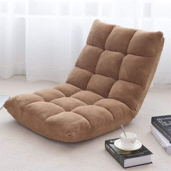 Adjustable 14 Position Cushioned Floor Chair - Leisure Chair Chaise Floor Chair Lounge Chair