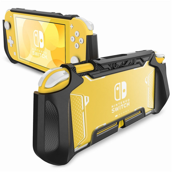 Grip Case For Nintendo Switch Lite MUMBA Blade TPU Protective Portable Cover Case Compatible with Switch Lite Console (2019)