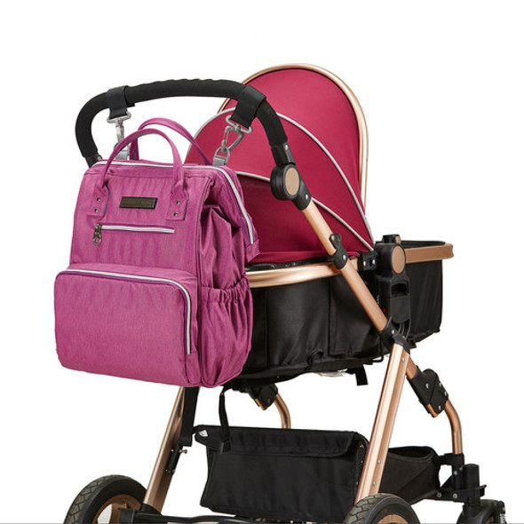 Wide Open System Backpack - Diaper Bag