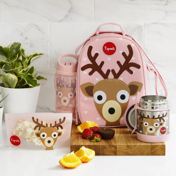 Children's on The Go Deer Lunch Set - Autumn Dreams Store