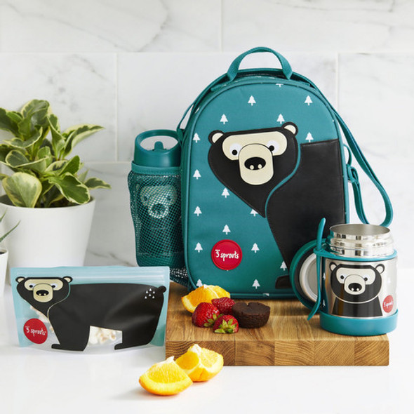 Children's on The Go Bear Lunch Set - Autumn Dreams Store