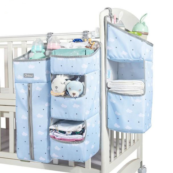 Hanging 3 Piece Baby Crib Organizer - Autumn Dreams Store