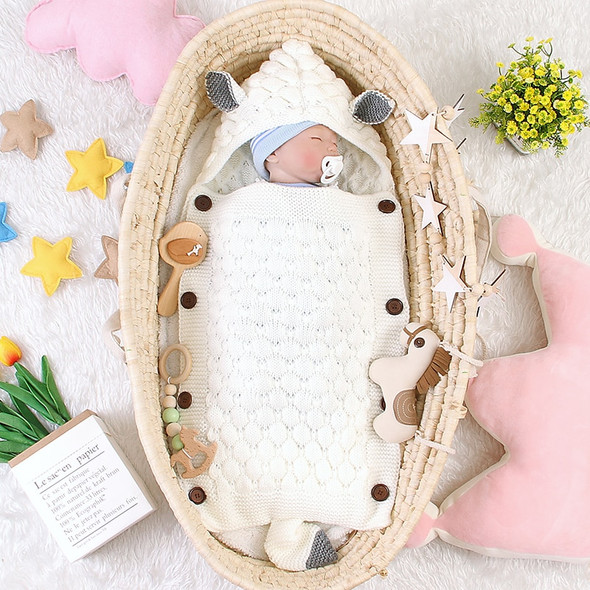 Baby Hooded Sleeping Sack  - Autumn Dreams Store
