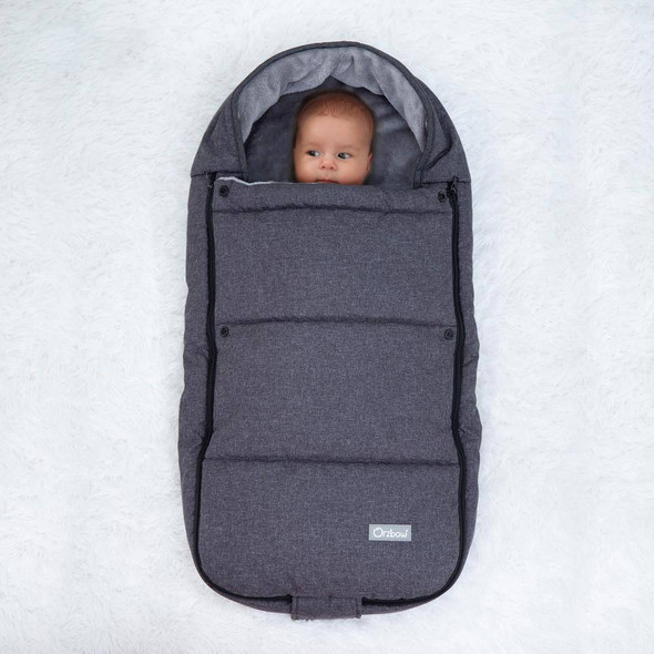 Winter Baby Sleeping Bag – Thick Warm Travel Sleep Sack for Children's Strollers