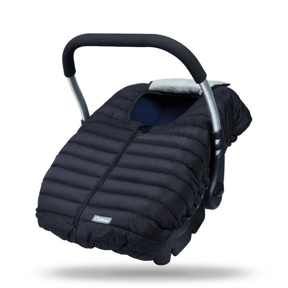 Baby Cozy Car Seat Cover - Winter Warm Front Cover for Infant Carrier