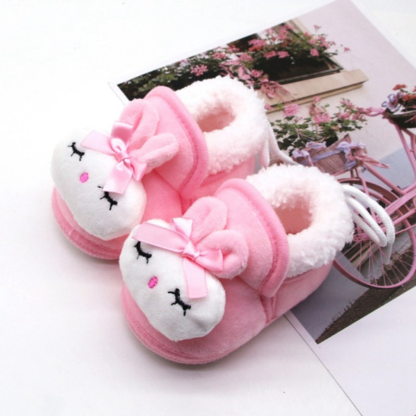 Cute Baby Anti Slip Plush Shoes