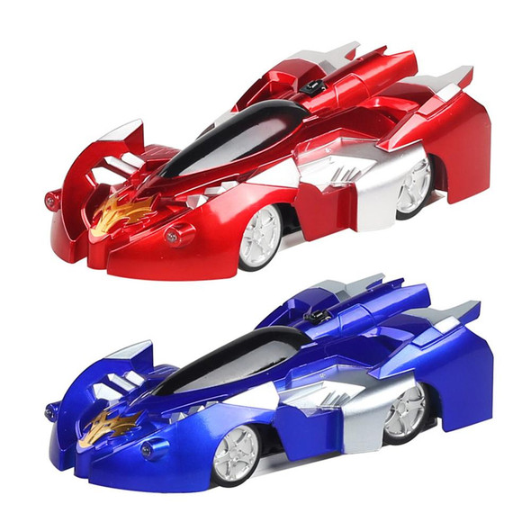 2.4G Remote Control Wall Climbing RC Car - Stunt Racing Car for Kids