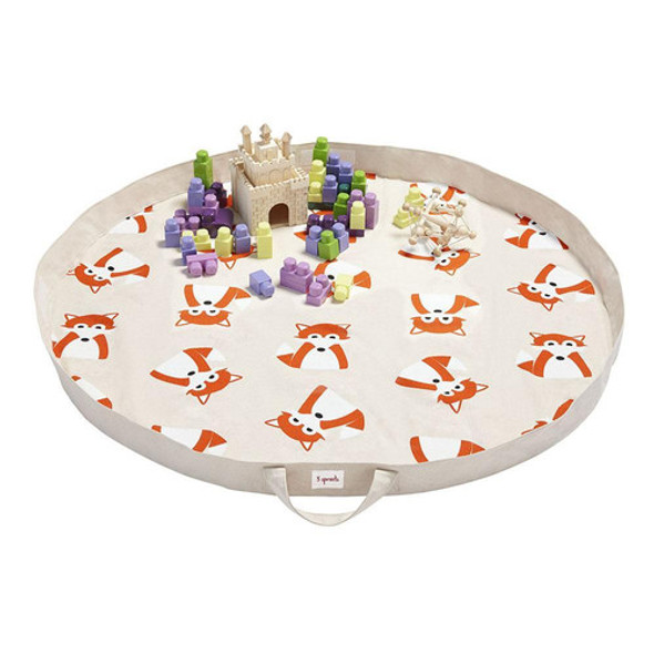 Toy Play Mat Fox - Autumn Dreams Store