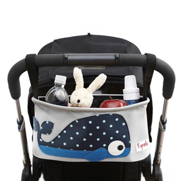 Whale Stroller Organizer - Autumn Dreams Store