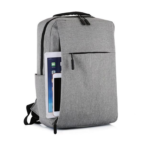 High Capacity Slim Laptop Backpack - New Oxford Waterproof Outdoors Travel Bag