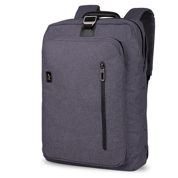 Casual Laptop Computer Backpack - Large Capacity Slim Travel Bag
