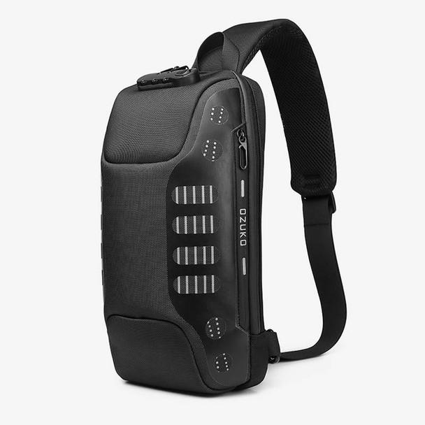 Travel Tech Anti Theft Crossbody Sling Messenger Bag