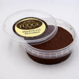 Chocolate Coconut Fudge with shredded coconut - Phenomenal Fudge buy online