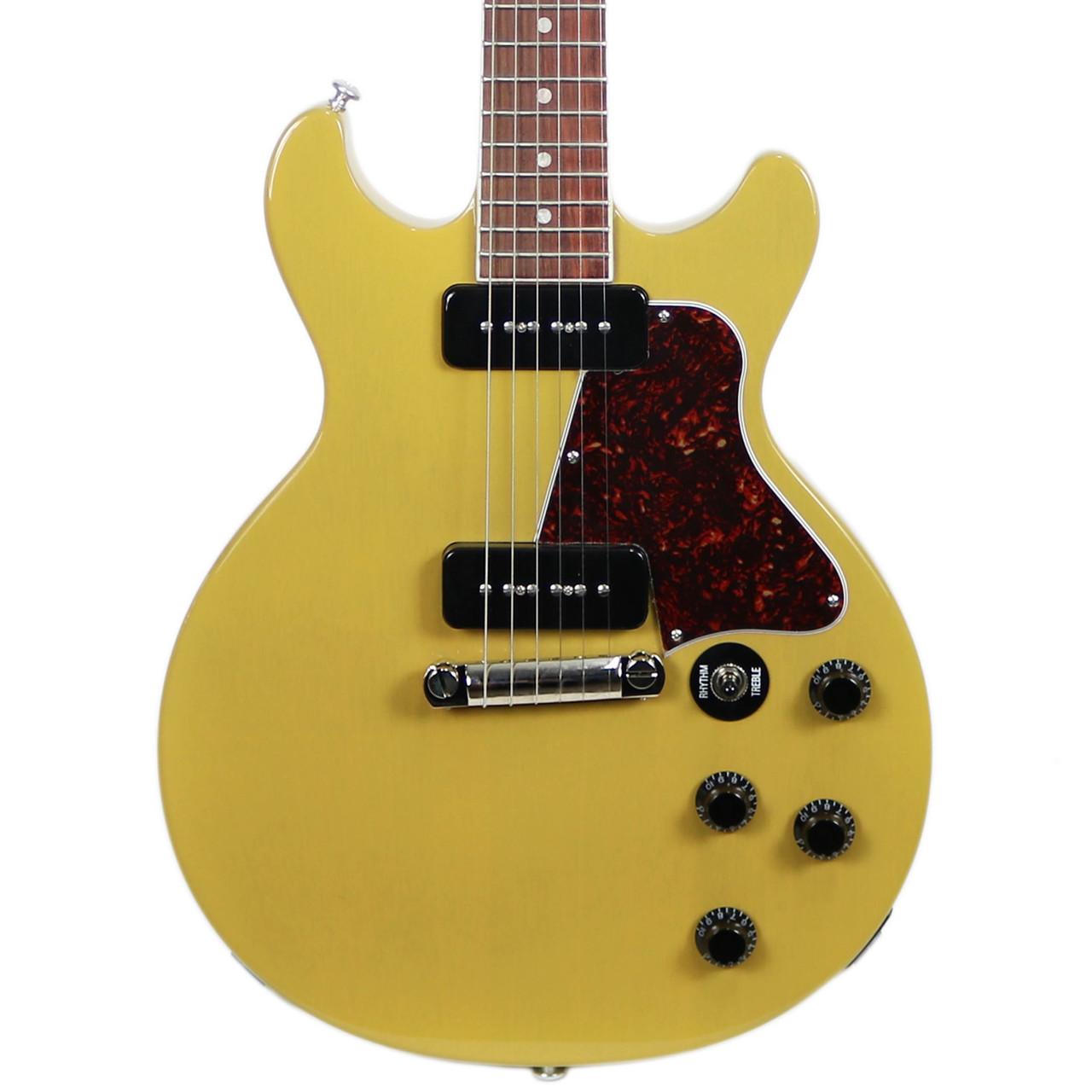 Used 2018 Gibson Les Paul Special Double Cutaway in TV Yellow