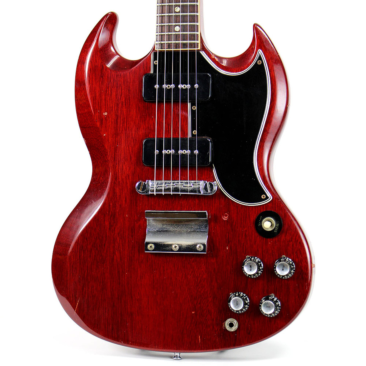 dating gibson sg speciel