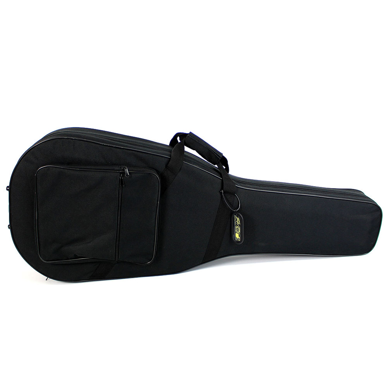new dreadnought lite acoustic guitar case by peavey cream city music. Black Bedroom Furniture Sets. Home Design Ideas