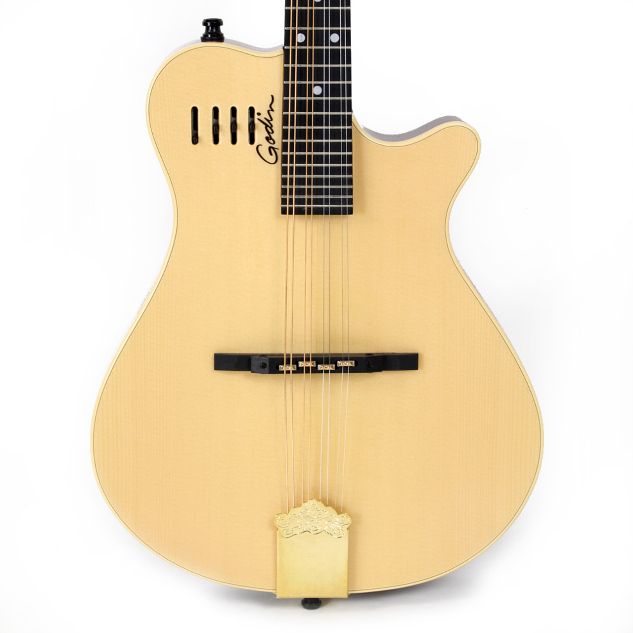 a0780472ccc New Godin A8 Acoustic Electric Mandolin B Stock in Natural   Cream City  Music