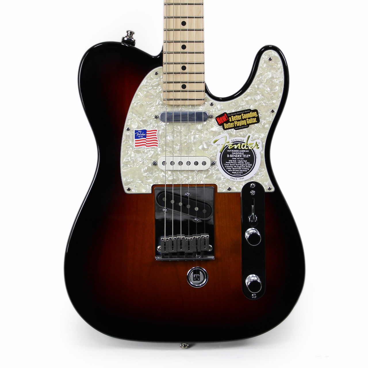B Bender Guitar >> New Fender American Nashville B Bender Telecaster Electric Guitar In