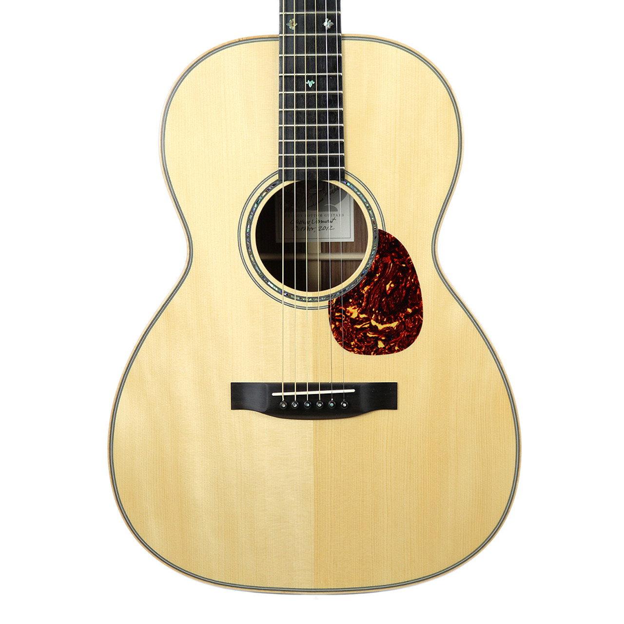 Used 2012 Froggy Bottom H 12 Deluxe Grand Concert Acoustic Guitar