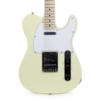 Squier Affinity Telecaster Maple Fretboard in Arctic White